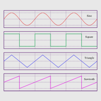 oscillator types